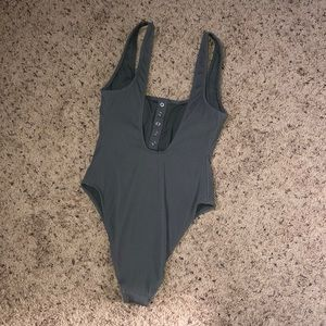 American Eagle Outfitters Tops - Bodysuit/one piece swimsuit